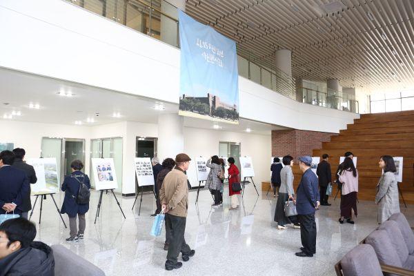 (사진2)11.15 지진 1주년 사진 전시회