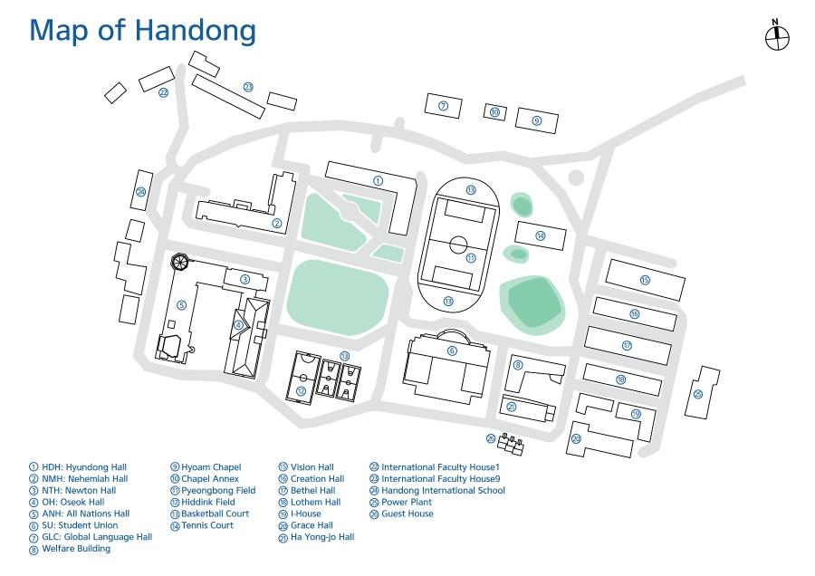 Handong Global Univ